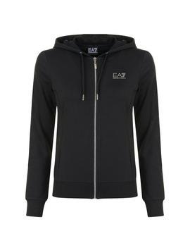 Evolution Hooded Zip Sweatshirt by Ea7