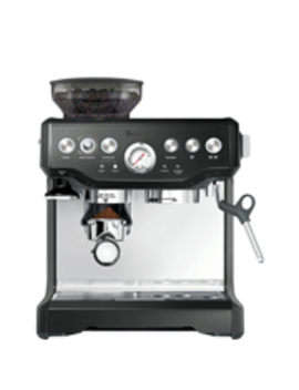 The Barista Express Coffee Machine Bes870 Bks by Breville