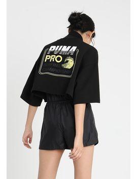 Cropped Crew Neck    Sweatshirt by Fenty Puma By Rihanna