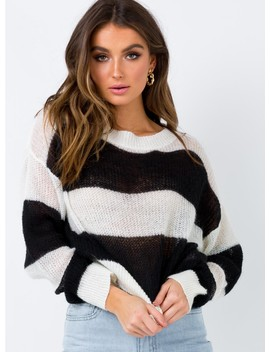 Minkpink Tilly Stripe Knit by Minkpink