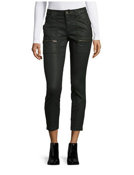 Park Coated Skinny Jeans by Joie