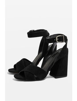 Ronnie Flare Heels by Topshop