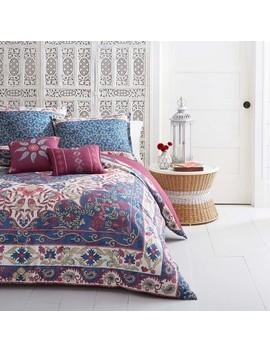 Blue Zahra Comforter Set   Azalea Skye by Shop All Azalea Skye
