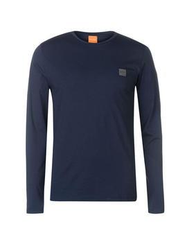 Tommi Uk Long Sleeve T Shirt by Boss Orange