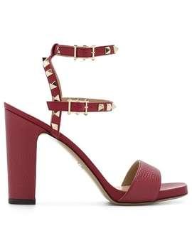 Valentino Valentino Garavani Rockstud Sandalshome Women Valentino Shoes Sandals by Valentino
