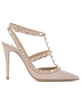Valentino Valentino Garavani Rockstud Pumpshome Women Valentino Shoes Pumps by Valentino