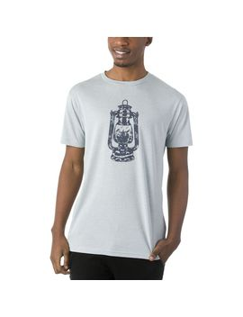 Lantern T Shirt   Men's by Tentree