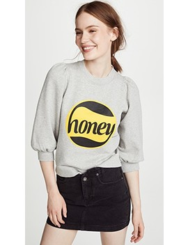 Honey Sweatshirt by Ganni