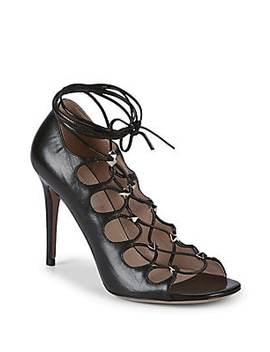 Open Scarlet Sandals by Valentino Garavani