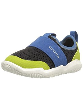 Crocs Kids' Swiftwater Easy On Shoe by Crocs