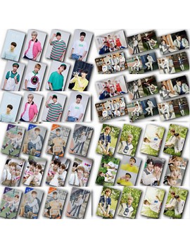 Lot Of &Amp; Kpop Astro Hd Waterproof Lustre Photo Card Crystal Card Sticker by Ebay Seller