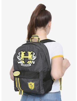 Harry Potter Hufflepuff House Backpack by Hot Topic