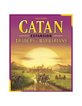 Catan Traders & Barbarians Expansion Board Game by Shop All Mayfair Games