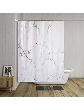 """Chicnm Shower Curtain Eco Friendly, No Chemical Odor,Plastic Hook, Rust Proof Grommets,72""""X72"""" by Chicnm"""