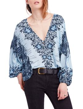 Birds Of A Feather Top by Free People