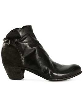 Officine Creativeside Zip Ankle Bootshome Women Officine Creative Shoes Boots by Officine Creative