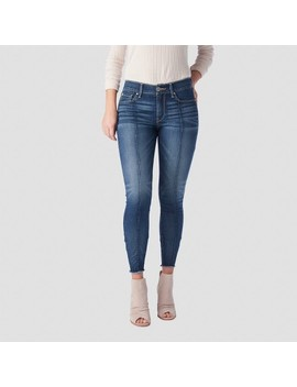Denizen® From Levi's® Women's High Rise Seamed Ankle Jeggings   (Juniors') Medium Wash by Shop All Denizen From Levi's