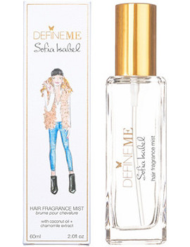 Online Only Sofia Isabel Hair Fragrance Mist by Define Me Fragrance