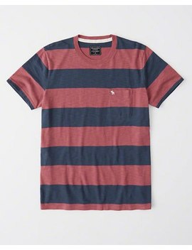Rugbyshirt Met Logo by Abercrombie & Fitch