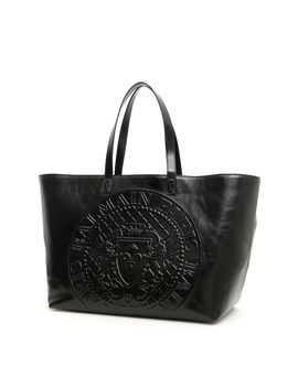 Horizontal Logo Shopper by Balmain