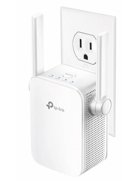 Tp Link Ac1200 Dual Band Wi Fi Range Extender, Repeater, Access Point W/Mini Housing Design, Extends Wi Fi To Smart Home & Alexa Devices (Re305) by Tp Link