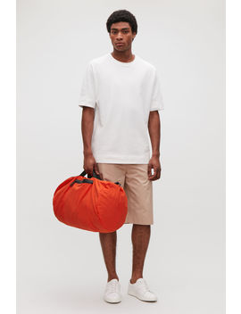 Reversible Nylon Gym Bag by Cos