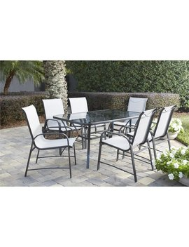 Zipcode Design Kohlmeier 7 Piece Patio Dining Set & Reviews by Zipcode Design