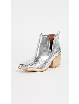 Olinda Point Toe Booties by Jeffrey Campbell