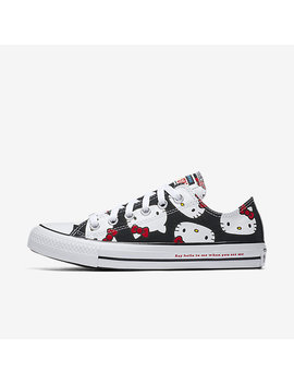 Converse X Hello Kitty Chuck Taylor All Star Canvas Low Top by Nike