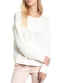Loop Stripe  Sweater by Lou & Grey