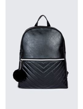 Quilted Backpack by Select