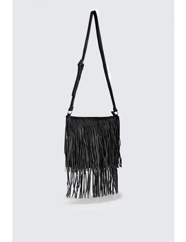 Fringed Layer Bag by Select