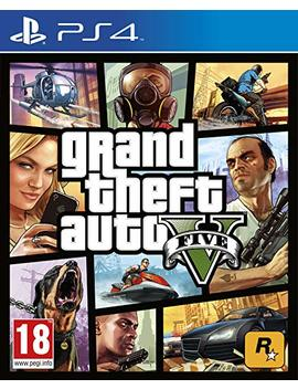 Grand Theft Auto V (Ps4) by Rockstar