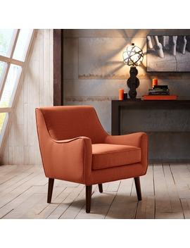 Madison Park Liam Mid Century Accent Chair by Madison Park