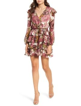 Marina Tiered Ruffle Dress by Wayf