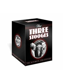 The Three Stooges: The Ultimate Collection by Amazon