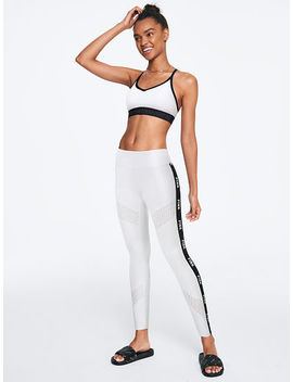 High Waist Ultimate Perforated Legging by Victoria's Secret