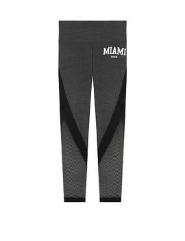 High Waist Ultimate Mesh Legging by Victoria's Secret