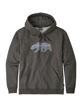 Fitz Roy Bear Midweight Pullover Hoodie   Men's by Patagonia