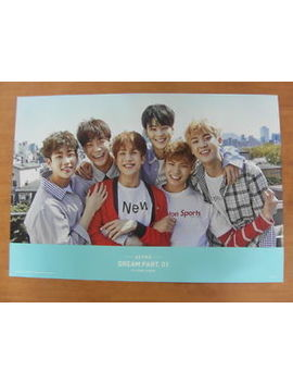 Astro   Dream Part. 01 (Day Ver.) [Official] Poster K Pop *New* by Ebay Seller