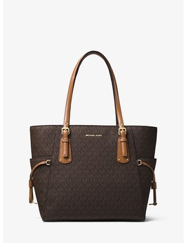 Voyager Logo Tote by Michael Michael Kors