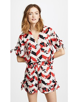 Venice Trudy Knotted Top by Maison Kitsune