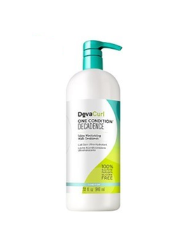Deva Curl One Condition Decadence, 32 Fl Oz by Devacurl