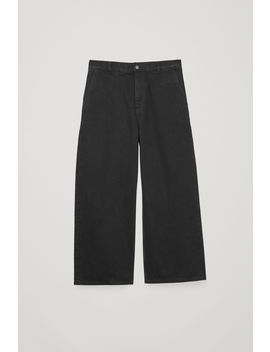 "26"" Barrel Leg Jeans by Cos"