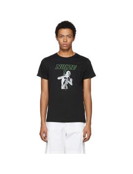 Black T Diego Xd T Shirt by Diesel