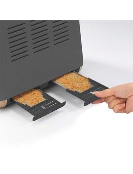 Aspect Scandi 4 Slice Toaster Titanium by Morphy Richards