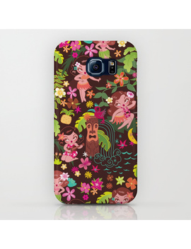 Hula Cuties Pattern I Phone Case by