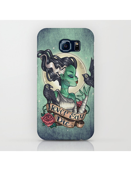 Never Say Die I Phone Case by