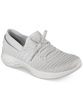 Women's 4 You Beginning Casual Walking Sneakers From Finish Line From Finish Line by Skechers