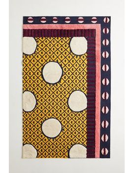 Suno For Anthropologie Big Dot Rug by Suno For Anthropologie